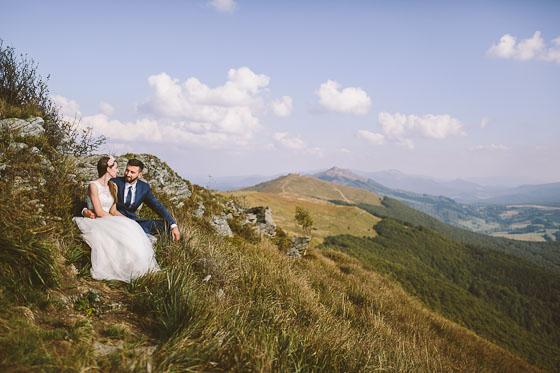 Justyna + Sebastian – reportaż ślubny w Rzeszowie