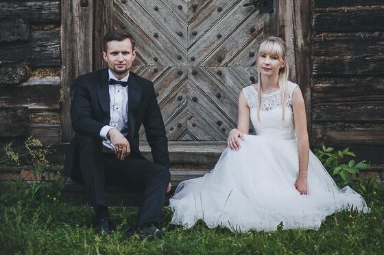 Eliza + Kamil – wesele w Hotelu Łańcut