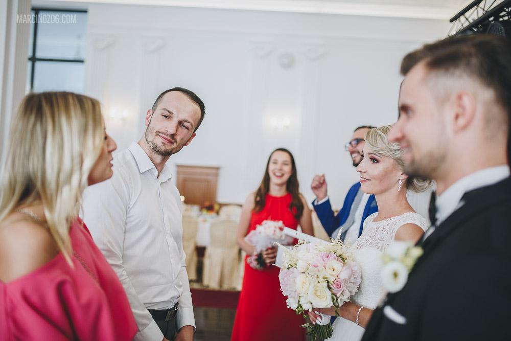 Życzenia oraz wesele w Hotelu Łańcut