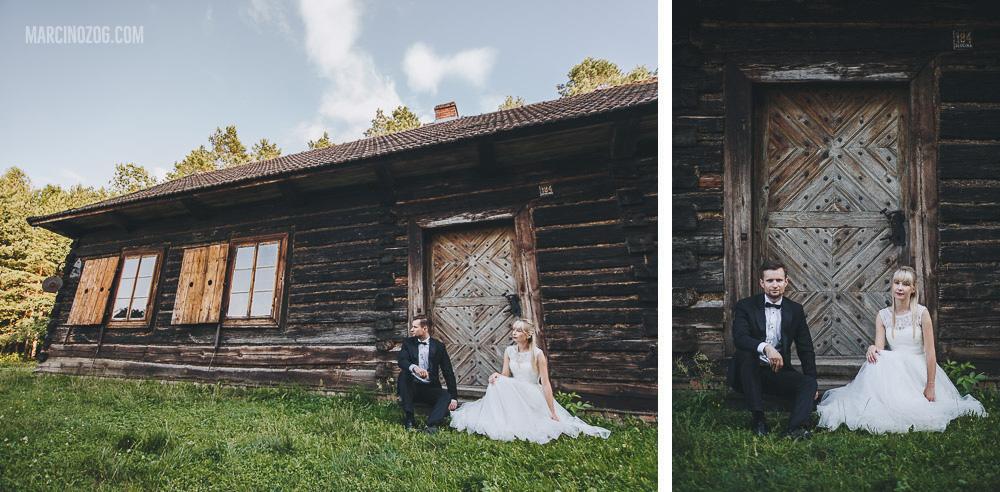 Plener ślubny Elizy i Kamila
