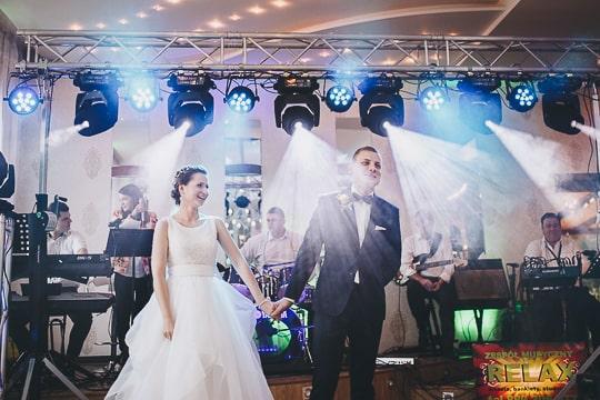 Fotografia ślubna Rzeszów, Kielce - zabawa weselna