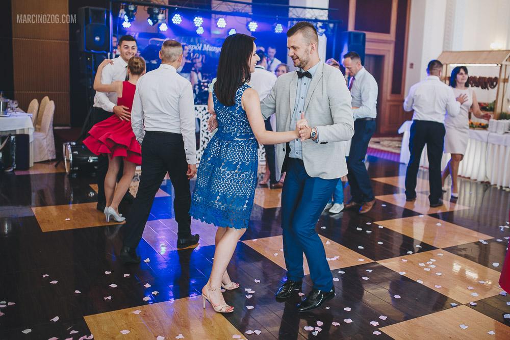 Wesele w Hotelu Łańcut - taniec