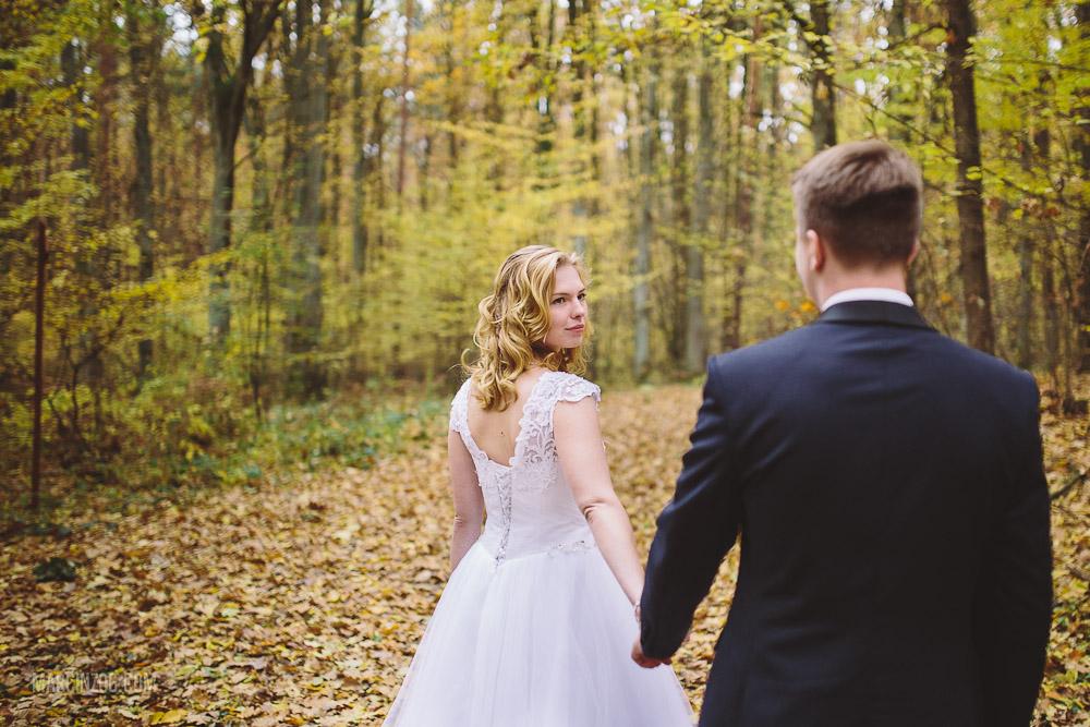 Zdjęcia ślubne Rzeszów - plener Weroniki i Aleksandra