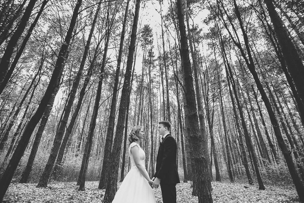 Zdjęcia ślubne Rzeszów - sesja plenerowa