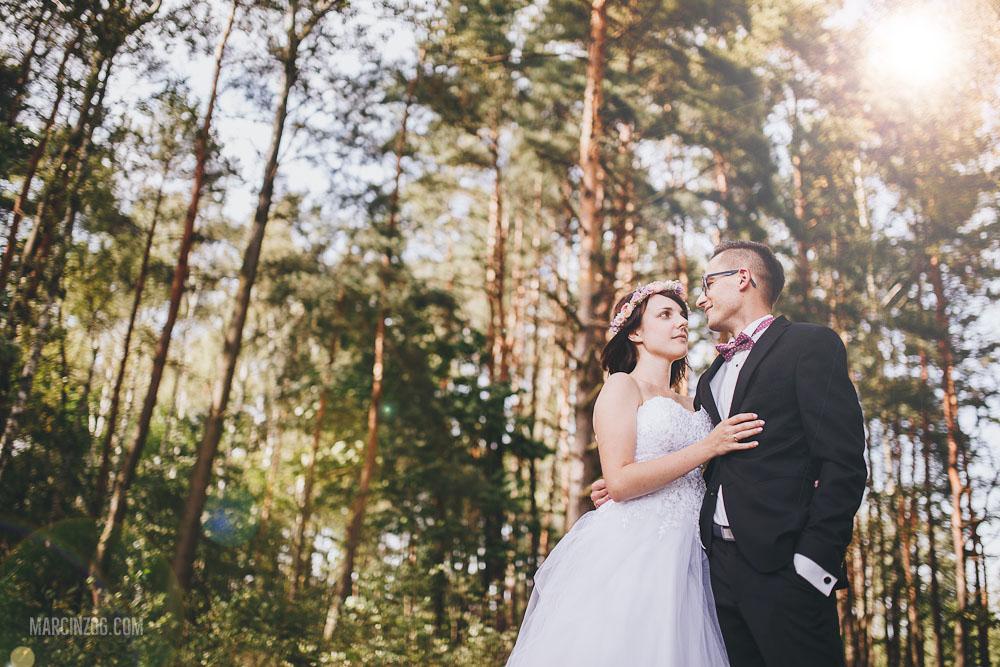 Zdjęcia ślubne z sesji Rzeszów