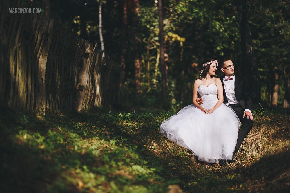 Skansen w Kolbuszowej, Rzeszów zdjęcia ślubne